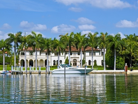 Waterfront Homes For Sale in Palm Beach County FL
