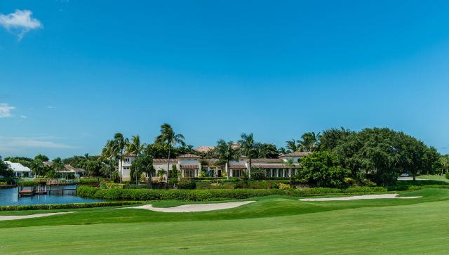 a true golf course home for sale in jupiter fl