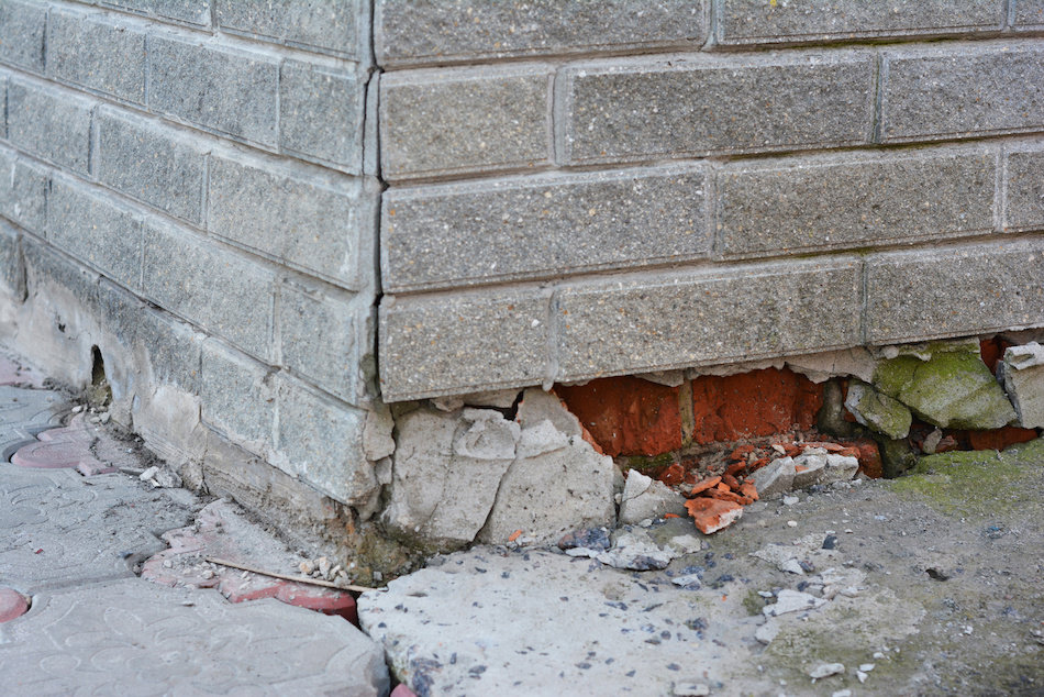 Buying a Home With a Bad Foundation