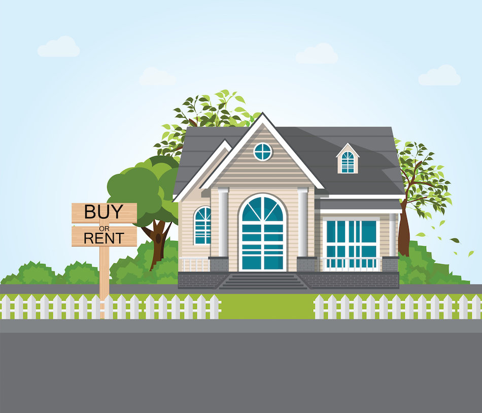 Is it Better to Buy or Rent a Home