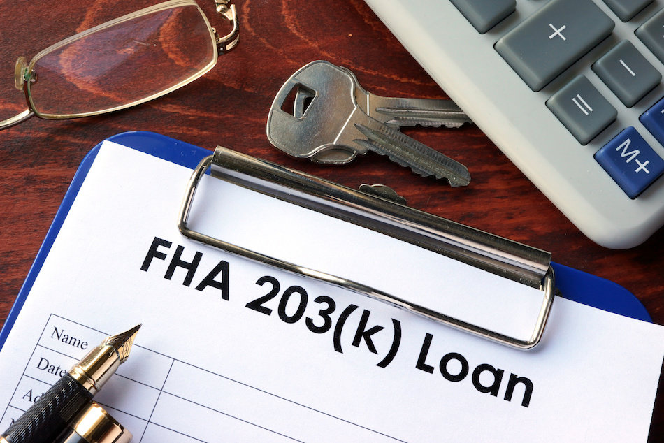 Understanding the FHA 203k Home Renovation Loan