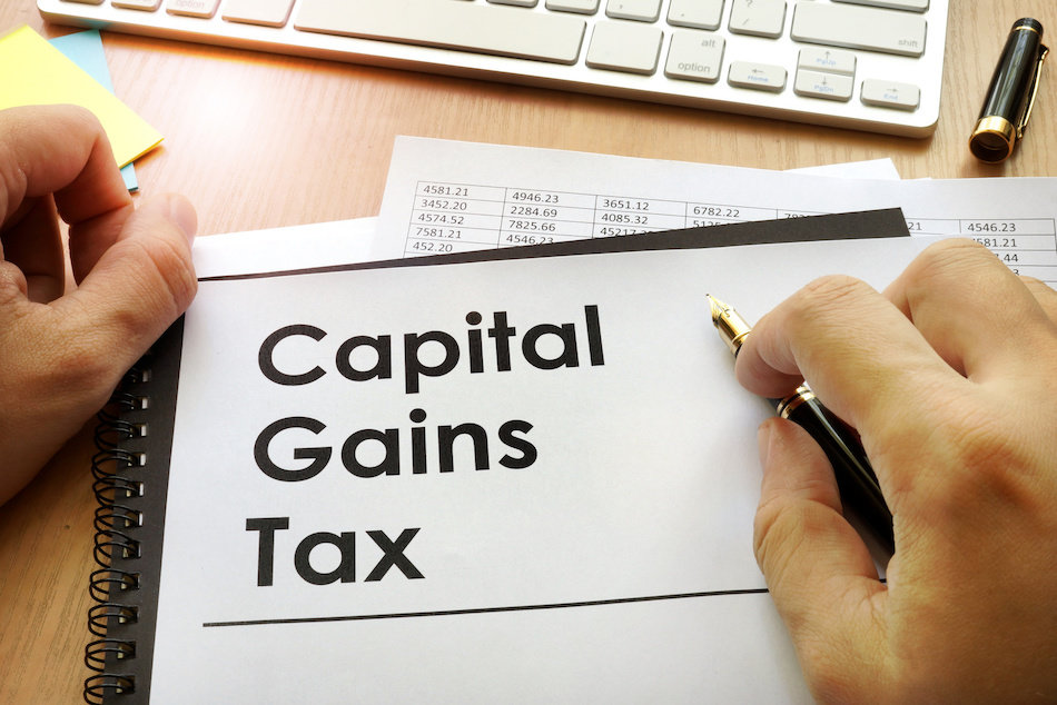 Capital Gains Tax On Mixed Use Property
