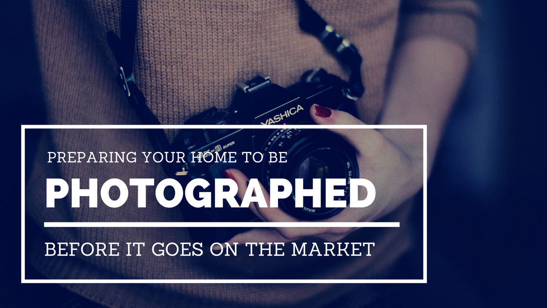 How to Photograph Your Home to Entice Buyers