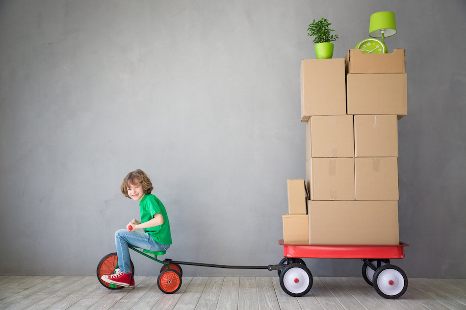 How to Use a Rental Truck When Moving to a New Home