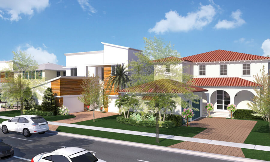 Models At Alton In Palm Beach Gardens Set To Open In Early