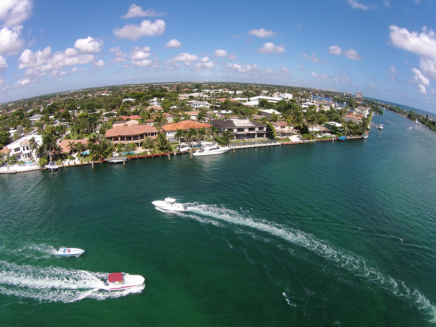 Boating in Jupiter, FL