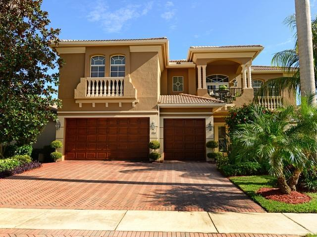 Elite Palm Beach Gardens Gated Communities