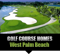 West Palm Beach Golf Course Homes For Sale