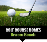 Riviera Beach Golf Course Homes For Sale