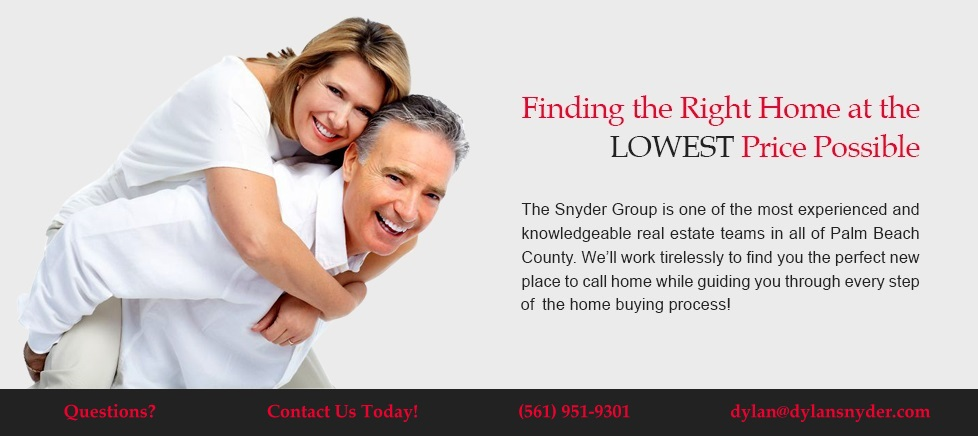 Buying a Home in Jupiter, FL