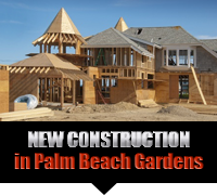 New Construction Real Estate For Sale in Palm Beach Gardens