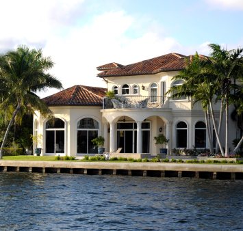 Palm Beach Waterfront Homes For Sale