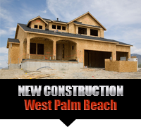 West Palm Beach New Construction Homes