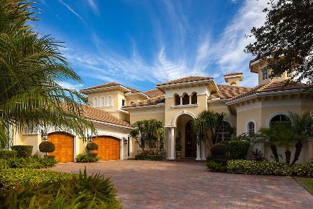 Tequesta Golf Course Real Estate