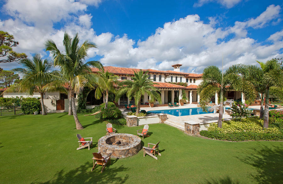 Tuscan Style Homes For Sale in Jupiter, FL