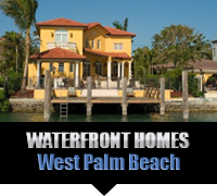 West Palm Beach Waterfront Real Estate